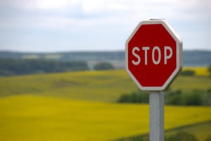 radar de stop
