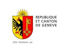 logo republique et canton de geneve