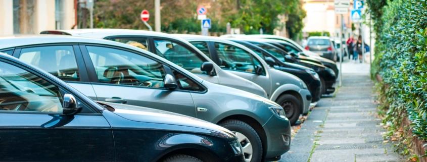 gestion stationnement en ville