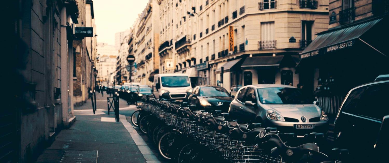 mobilité alternative vélos en libre service